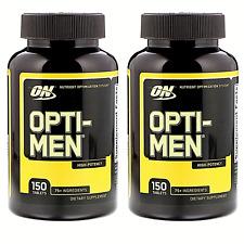 Optimum Nutrition, Opti-Men, Multivitamin, 150 Tablets