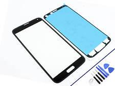 Cristal frontal para Samsung Galaxy s5 negro vidrio display pantalla táctil nuevo & OVP