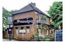 pu0749 - The Jolly Woodman Pub, Littleworth Common, Buckinghamshire - photograph