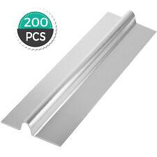 200pcs 2 Omega Aluminum Radiant Floor Heat Transfer Plates For Pex Tubing 12