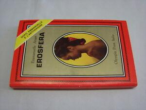 (Emmanuelle Arsan) Erosfera 1975 Olympia press .
