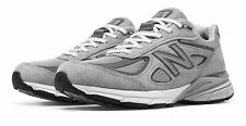 New Balance Masculino 990V4 Made In Us SAPATOS Cinza
