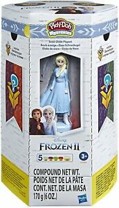 Hasbro - Play-Doh Frozen Elsas Schneekugel - Knetset Knete Eiskˆnigin 2