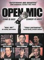 Open Mic - DVD By Dave Chappelle - VERY GOOD