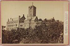 ALLEMAGNE Warburg Osten Eisenach Photo R. Höfel Salzungen Albumine ca 1870