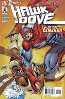 Hawk & Dove #2 (2011) DC Comics / Rob Liefeld