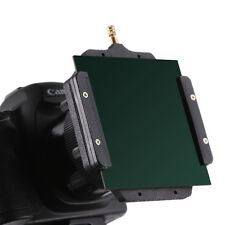 "Neutral Density Filter ND1000 ND 3.0 10-Stops Square 4x4""  as LEE Big Stopper"