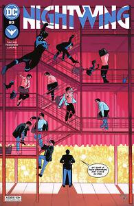 DC Comics Nightwing #83 Regular Cover