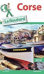 Guide du Routard Corse 2018 de Collectif | Livre | état bon