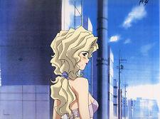 Golden Boy Anime Cel Douga Animation Art Madame Prez Lesson 1