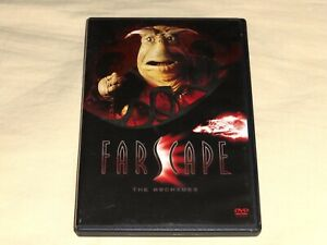 Farscape The Archives DVD 2-disc set Region 1 USA CAN