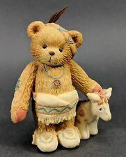 Cherished Teddies ~ Wylie - I'm Called Little Friend (617121) *Mint*