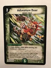 Adventure Boar Duel Masters DM10 Common card TCG CCG