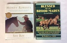 Shy Boy by Monty Robert / Blessed are brood Mares by MP Lose  VMD- 2 Edit(HC)-G