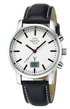 MASTER TIME Herren-Funkuhr Advanced MTGS-10440-11L