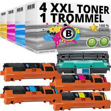 5 XXL TONER TROMMEL SET 701 für CANON LBP 5200 N MF 8180 C KASSETTE PATRONEN