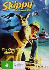 Skippy And The Intruders-DVD (1969) Ed Devereaux-Garry Pankhurst-Tony Bonner