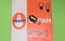 Osram Kleinröhrenlampe  24V 2W Ba9s 9x23mm Glühbirne Lampe Birne (492)
