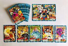 Dragon Ball Super Battle Power Level Part 20 Regular Set 36/40 Cards Mint - Box