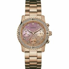 Guess W0774L3 Confetti Rose Gold Bracelet 38mm Women's Watch