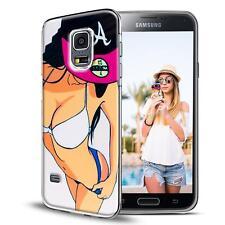 Phone Case Samsung Galaxy S5 Mini Case Silicone Cover Back Cover Case