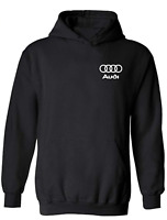 Audi Hoodie Mechanic A3 A4 A6 S6 A7 S4 S7 RS7 A8 S8 Q3 TT R8 Roadster Racing