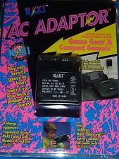 NEW AC Adaptor For Sega GAME GEAR / NOMAD/ 32X & GENESIS 2 & 3 FACTORY SEALED