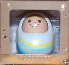 Bandai Unazukin Doll - OCTOBER Opal Birthstone Version w/ Card, Stone