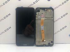 Pantalla con marco desmontaje para Huawei P20 LITE ane-lx1 color NEGRA envio 24H
