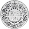 2016 Royal Mint UK 90th B'day of the Queen QEII - £5 Pound Silver Proof Coin