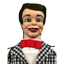 Danny O'Day Deluxe Upgrade Ventriloquist Dummy Doll With Moving Eyes! QUALITY!