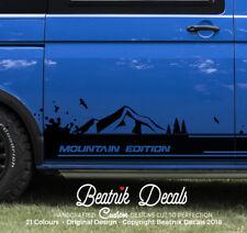 VW T5 T6 Transporter 4motion Off Road Decal Sticker Stripe Graphic - Camper Van