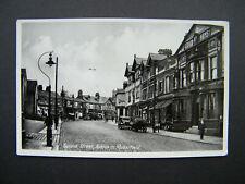 Old  R.A.P. Postcard of Gerard Street, Ashton in Makerfield, Wigan.