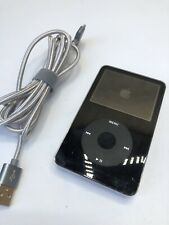 Apple iPod classic 5th Generation White 60 GB A1136 Tested Works bundle W/cord