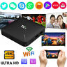 2019 NEW TX1 Android 7.1.2 Nougat 4K Smart TV BOX Quad Core Media Player MINI PC