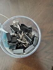Binder Clips Small 75 Inches 40 Pcs