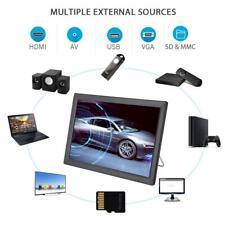 "14"" Portable HD Digital TV Freeview, Internal battery +12v For Caravan/motorhome"