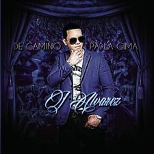De Camino Pa' La Cima * by J Alvarez (Puerto Rico) (CD Feb-2014 Sony Music) NEW
