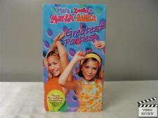 You're Invited to Mary-Kate & Ashley's Greatest Parties VHS Olsen twins