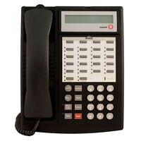 AVAYA LUCENT PARTNER EURO 18D BLACK TELEPHONE (new plastics) FREE SHIP