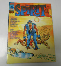 1974 THE SPIRIT by Will Eisner #5 FVF Warren Magazine