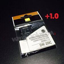 Nikon DK-20C Diopter-Adjustment +1 Eyepiece Correction Lens for D7000 D5000 FE10