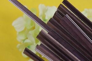 25pcs Strip Guitar Luthier Purfling Binding Marquetry Inlay 840x6x1.5mm #92Y