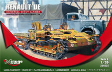 RENAULT UE – UNIVERSAL SCOUT CARRIER, MIRAGE HOBBY 354025, SCALE 1/35