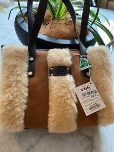 👜 Brand New Luxurious Soft UGG Handbag Shoulder Bag. Can Post RRP$298