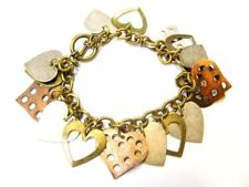 Mixed Metals Unbranded Love & Hearts Costume Bracelets