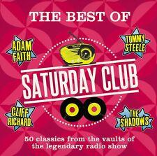 2 CD BOX BEST OF SATURDAY CLUB FAITH STEELE RICHARD SHADOWS WEEDON LYTTELTON ETC