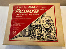 MARX THE PACEMAKER ELECTRIC TRAIN SET