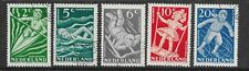 Netherlands 1948 - Child Welfare Stamps - Kinderzegels - Fine Used