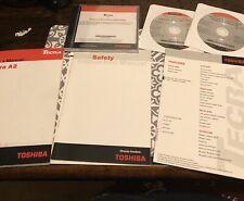 Toshiba Tecra A2 Recovery Pack.